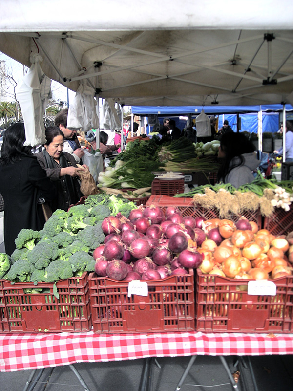 The Ferry Plaza Farmers Market